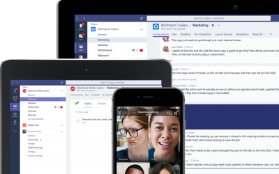 Microsoft Teams plus Voice – a new partnership between ThinkShare and Difference